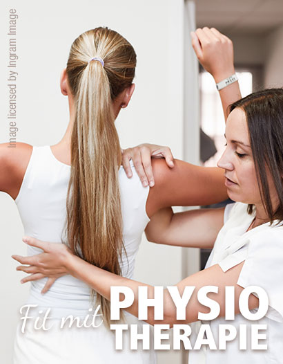 Fit mit Physiotherapie