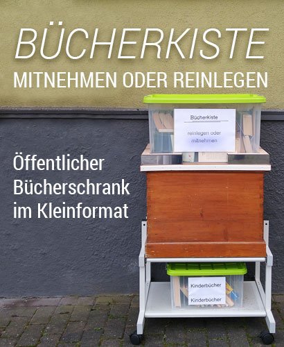 Bücherkiste in Weilmünster