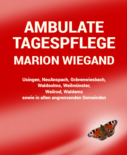 Ambulante Tagespflege Marion Wiegand